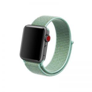 Apple Watch 38mm/40mm Nylon Marine Green