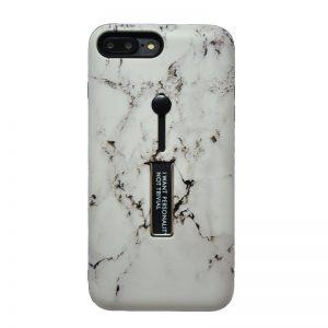 Apple iPhone 7/8 Plus silikónový kryt I want White Marble