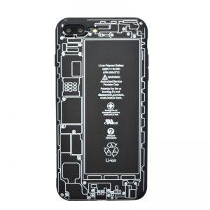 Apple iPhone 7/8 Plus silikónový kryt Backside
