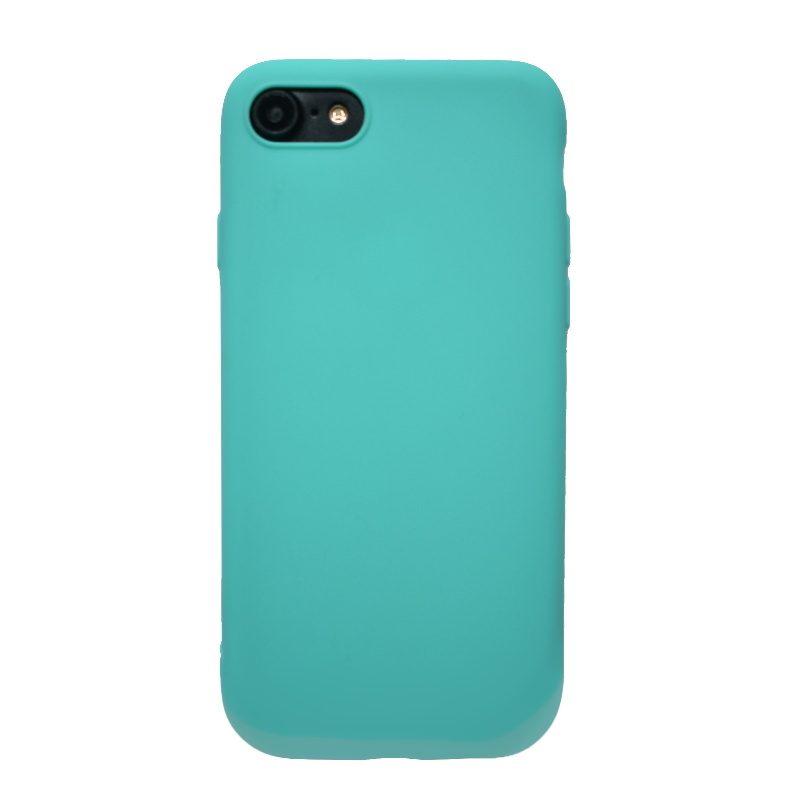 Apple iPhone 7/8 silikónový kryt Turquoise