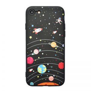 Apple iPhone 7/8 silikónový kryt Universe
