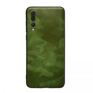 Huawei P20 Pro silikónový kryt Green