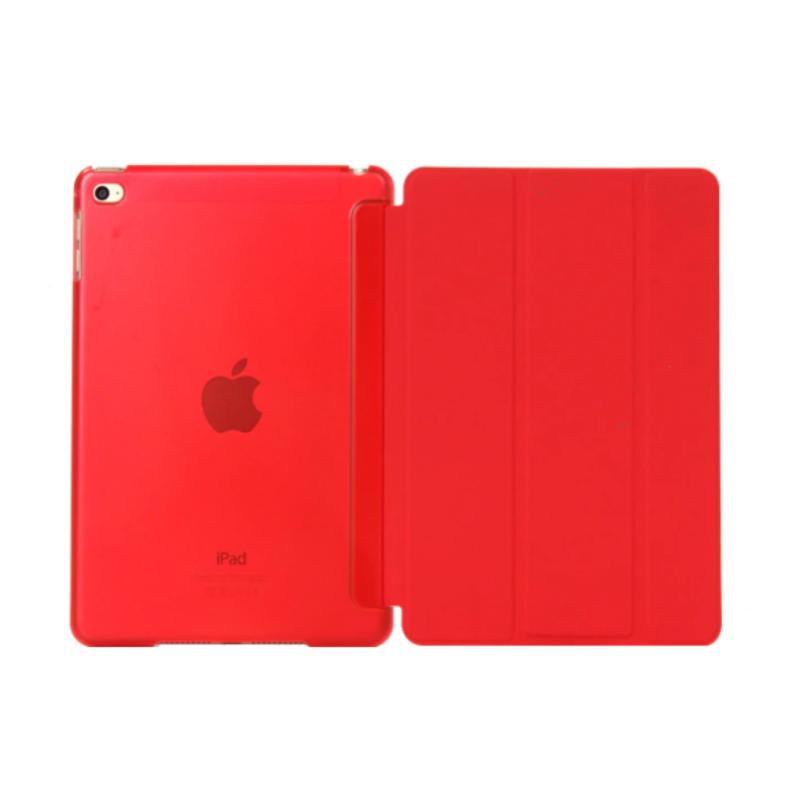 Apple iPad Mini 4 ochranné puzdro - červené