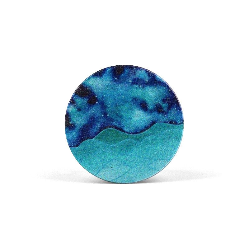 PopSocket Blue Stormy Seas