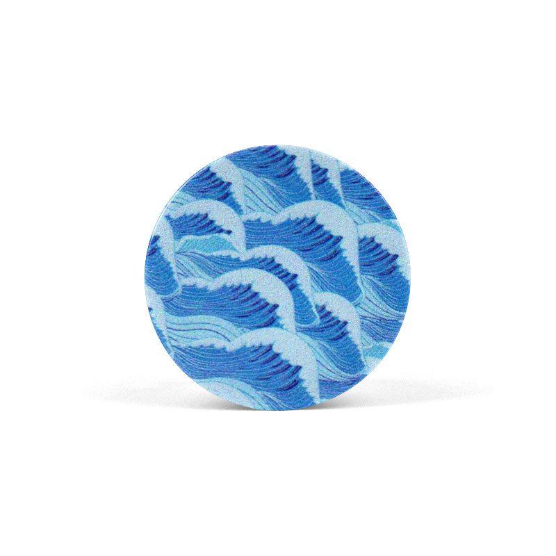 PopSocket Blue Tidal Wave