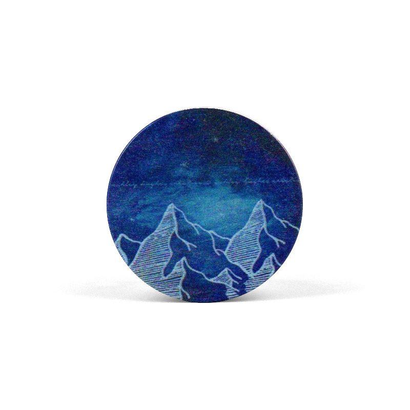 PopSocket Peaks Blue