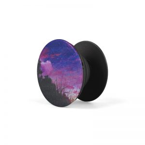 PopSocket Purple Clouds