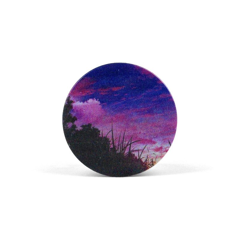 PopSocket Purple Clouds