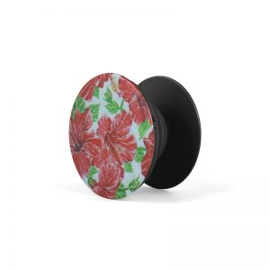 PopSocket Red Flowers