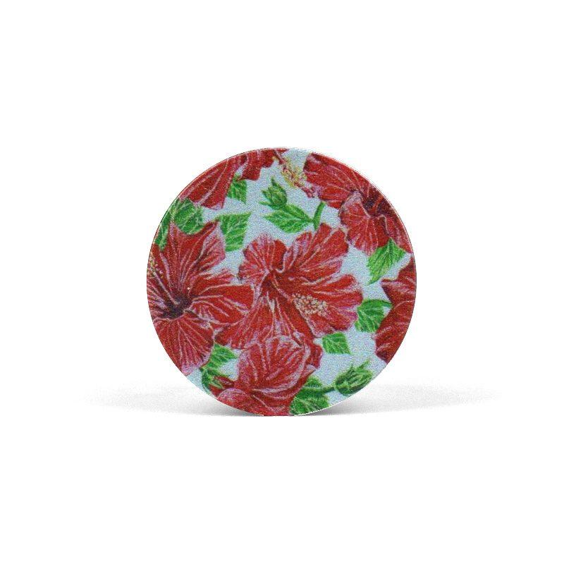 PopSocket Red Flowers