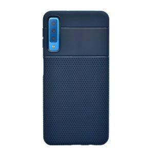 Samsung Galaxy A7 2018 silikónový kryt Navy Blue