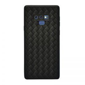 Samsung Galaxy Note 9 silikónový kryt Floveme Black