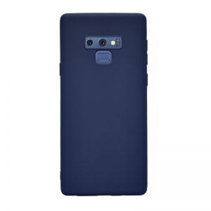 Samsung Galaxy Note 9 silikónový kryt Navy Blue