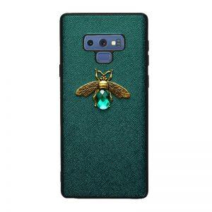 Silikónový kryt pre Samsung Galaxy Note 9 Green Animal