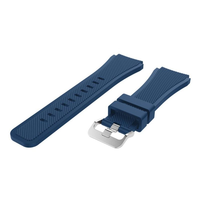 Samsung Gear S3 silikónový remienok Blue