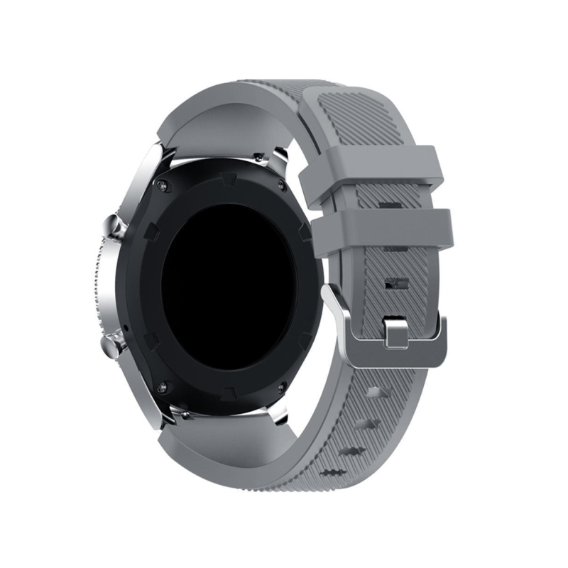 Samsung Gear S3 silikónový remienok Grey