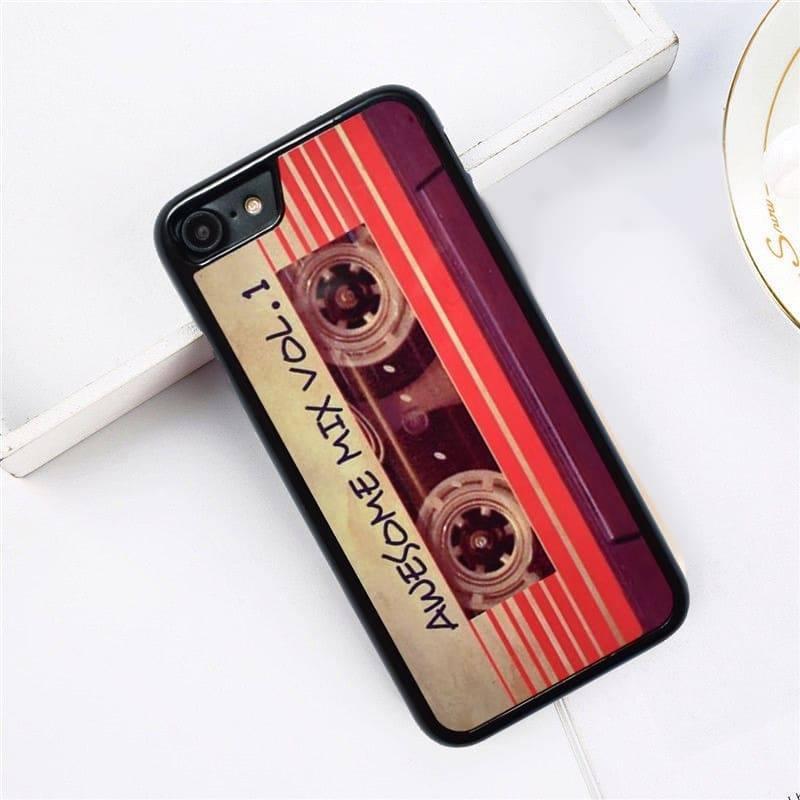 Plastový kryt na iPhone 7/8/SE 2 Awesome Mix