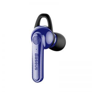 Baseus Magnetic Bluetooth Headset - modré