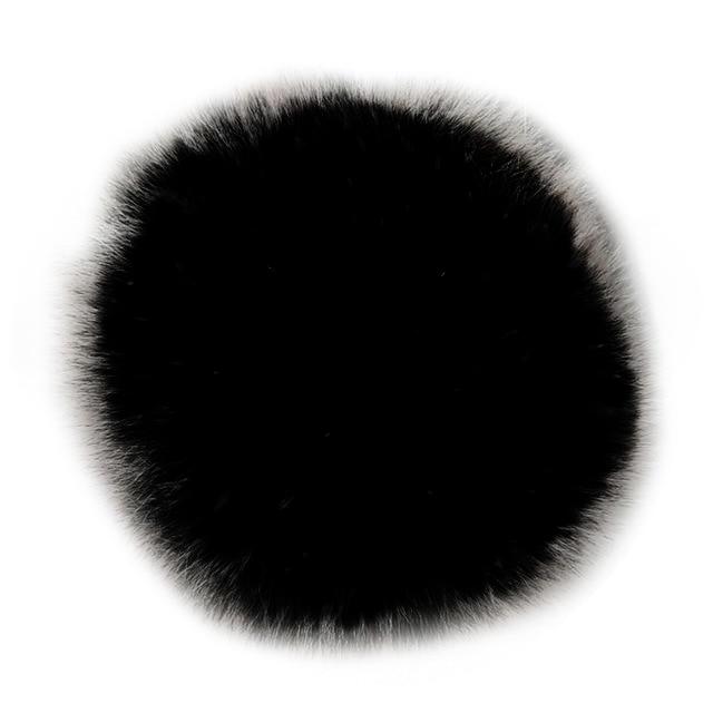 PopSocket Fluffy Black