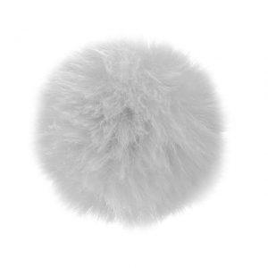 Silikónový kryt so šnúrkou na iPhone XR priehľadný White