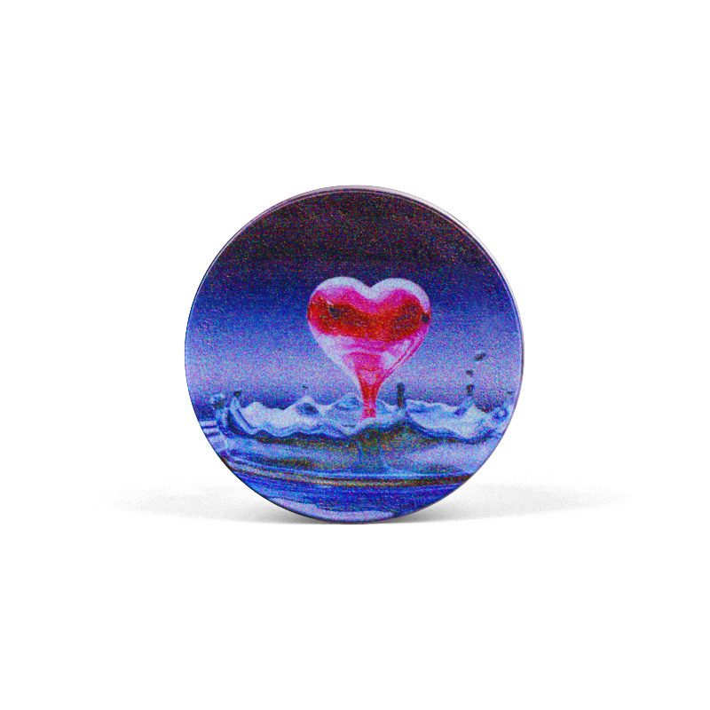 PopSocket Heart Drop
