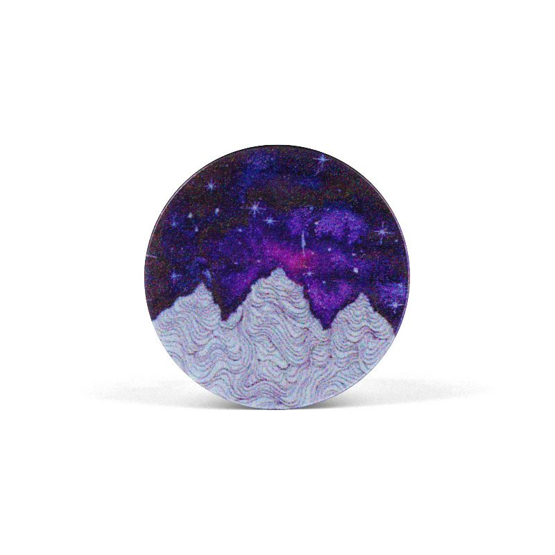 PopSocket Space Mountains