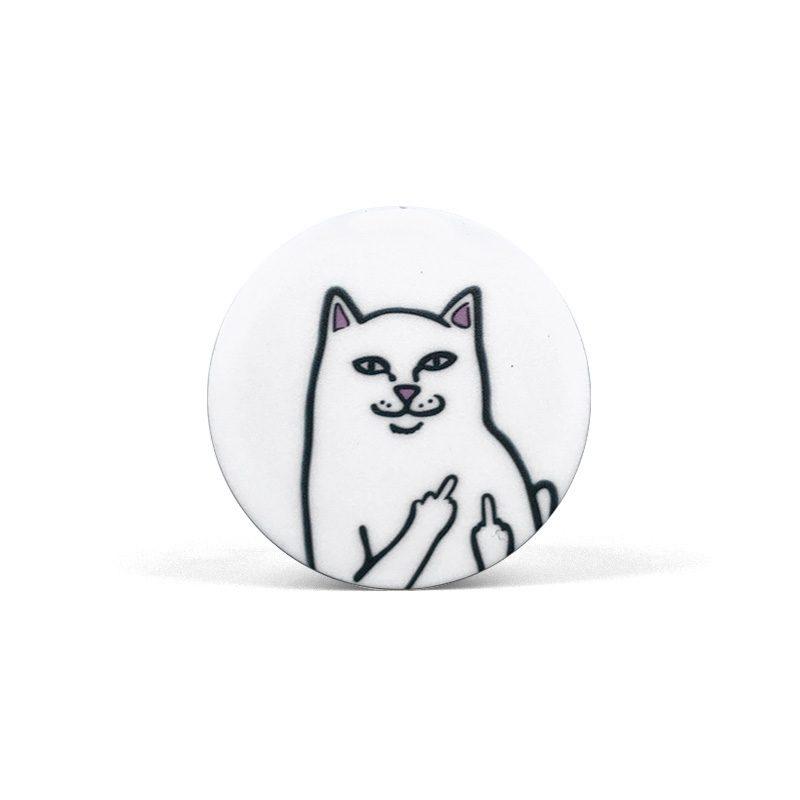 PopSocket White Cat
