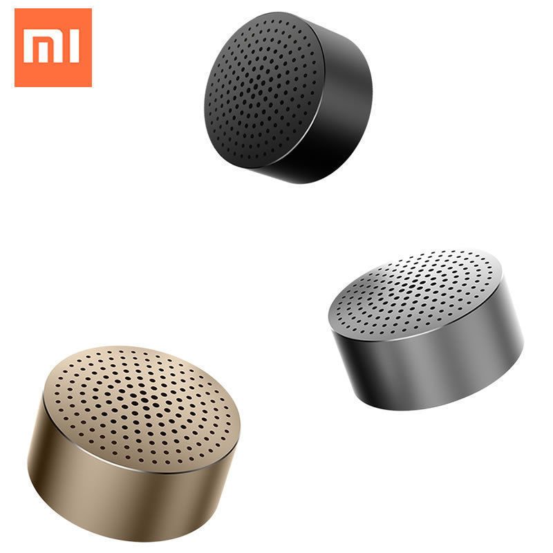 Xiaomi Mi Bluetooth Speaker Mini reproduktor - silver
