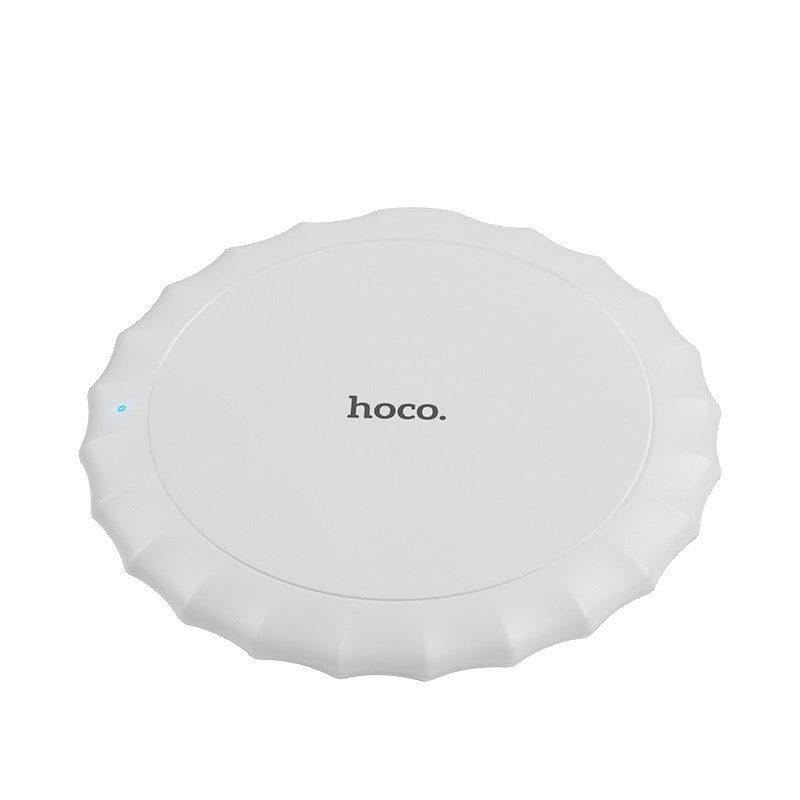 Hoco CW13 bezdrôtová nabíjačka biela