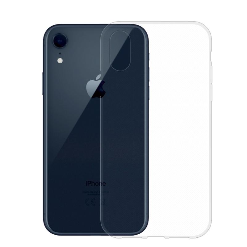 Silikónový kryt na Apple iPhone XR Clear Case
