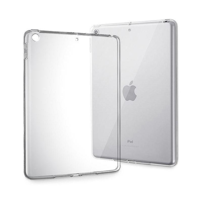Apple iPad Air/Air 2/Pro 9.7 2017/2018 ochranný silikónový kryt - priehľadný