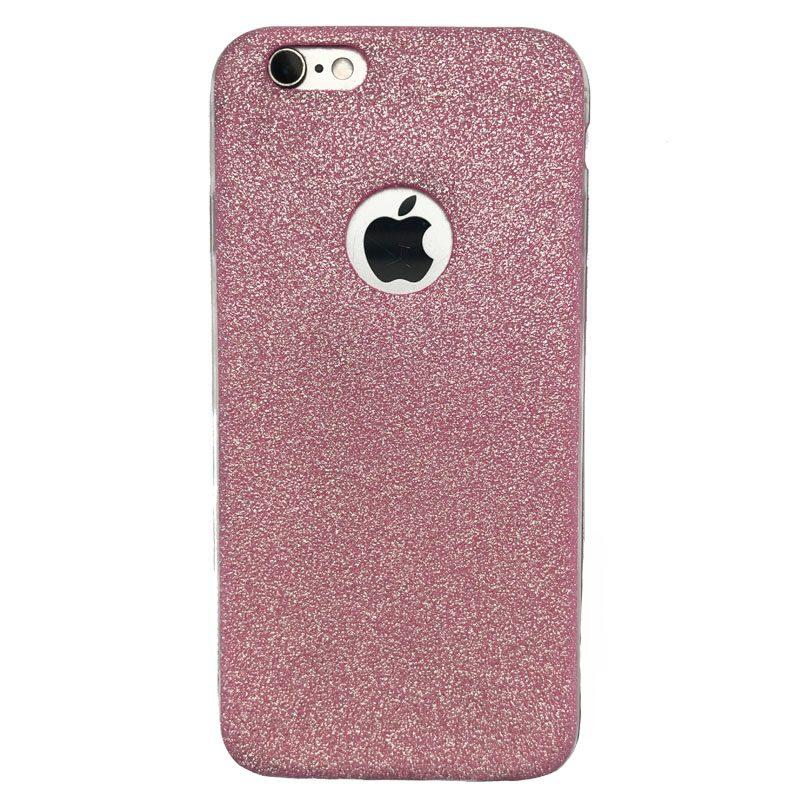 Apple iPhone 6/6S silikónový kryt Pink Sparkling