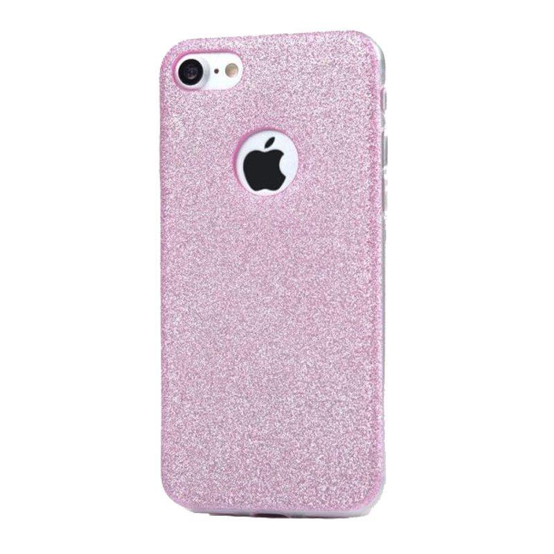 Silikónový kryt na iPhone 6 Plus/6S Plus Pink Sparkling