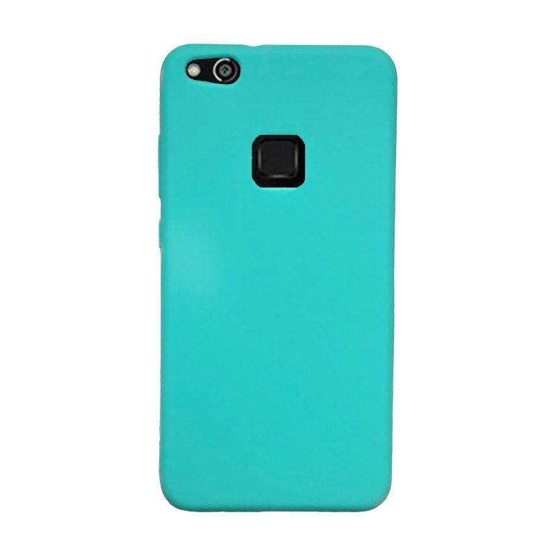 Silikónový kryt na Huawei P10 Lite Sea Green