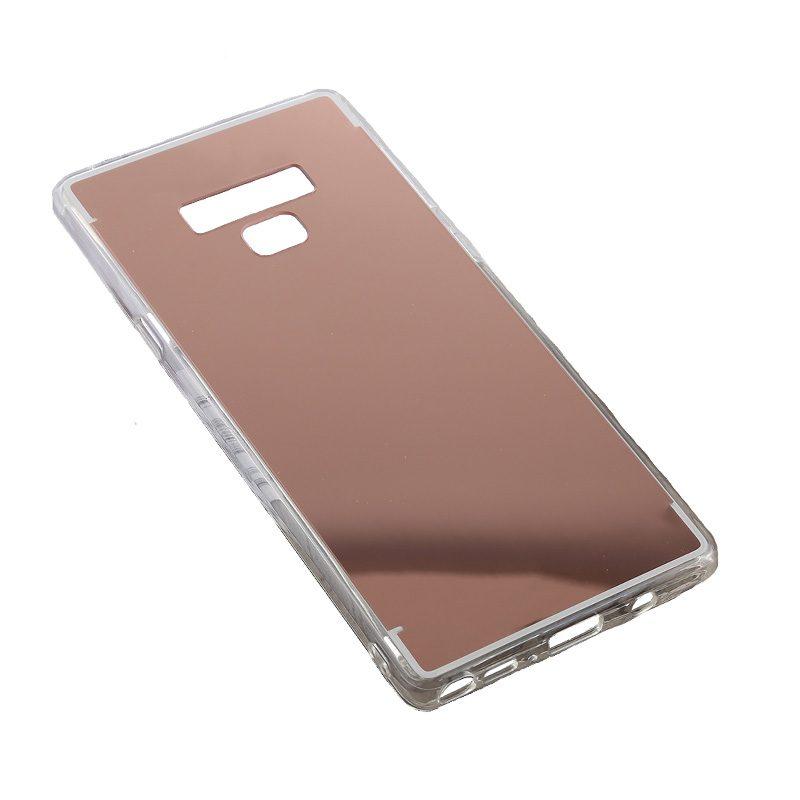 Plastový kryt na Samsung Galaxy Note 9 Rose Gold Mirror
