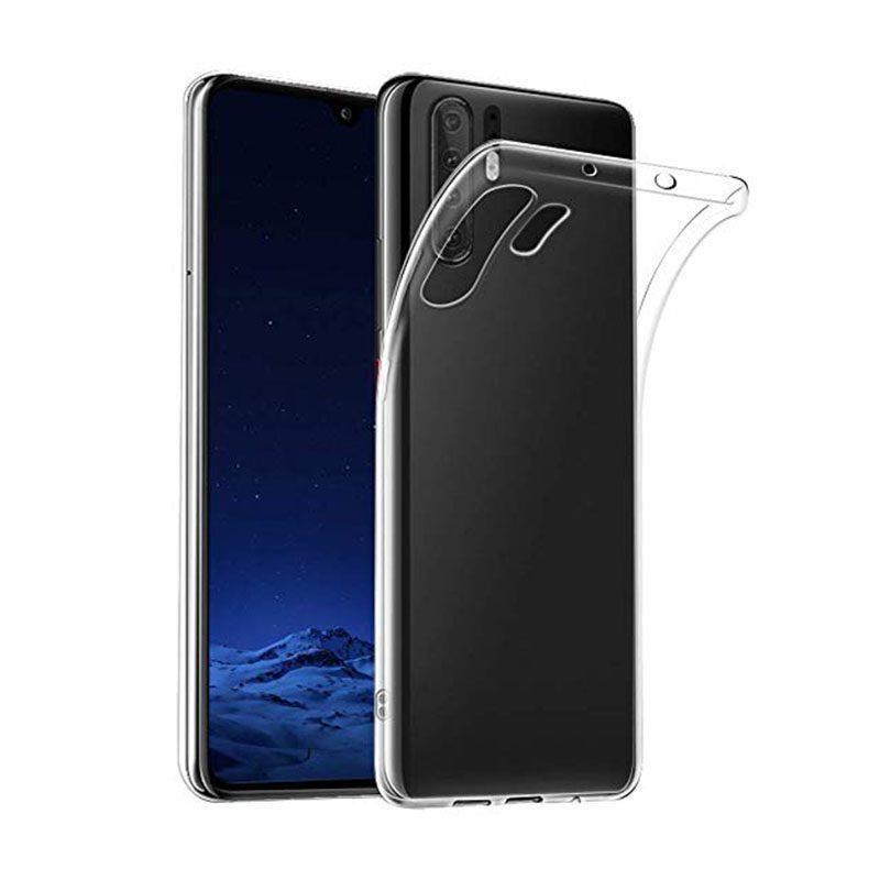 Silikónový kryt na Huawei P30 Pro clear case