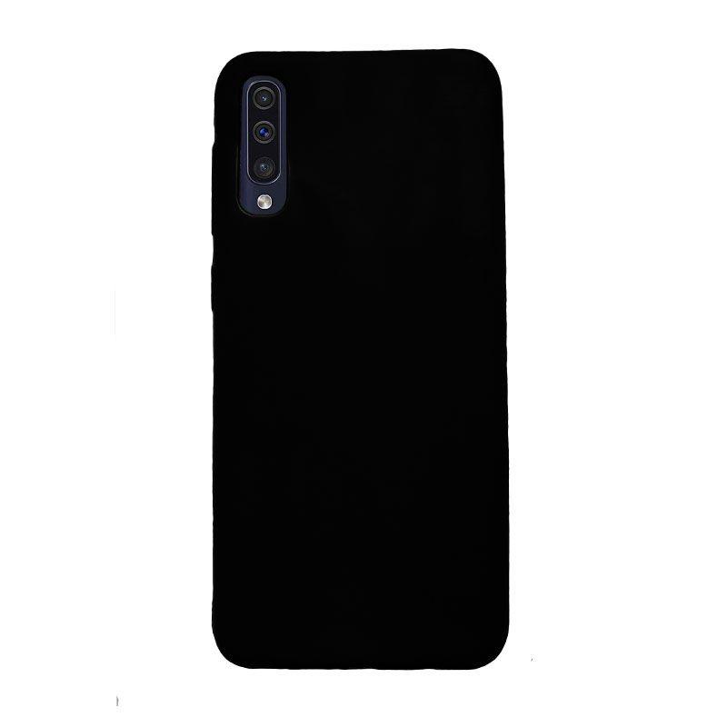 Silikónový kryt na Samsung Galaxy A50 čierny