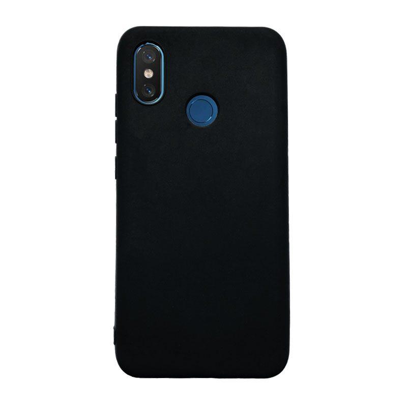 Silikónový kryt na Xiaomi Mi 8 čierny