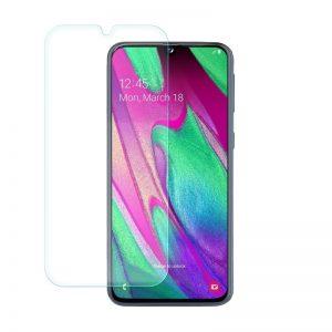 Samsung Galaxy A40 ochranné temperované sklo 9H