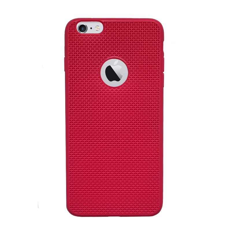 Silikónový kryt na iPhone 6 Plus/6S Plus Pink