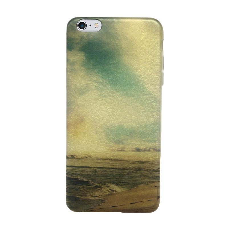 Silikónový kryt na iPhone 6 Plus/6S Plus Sea