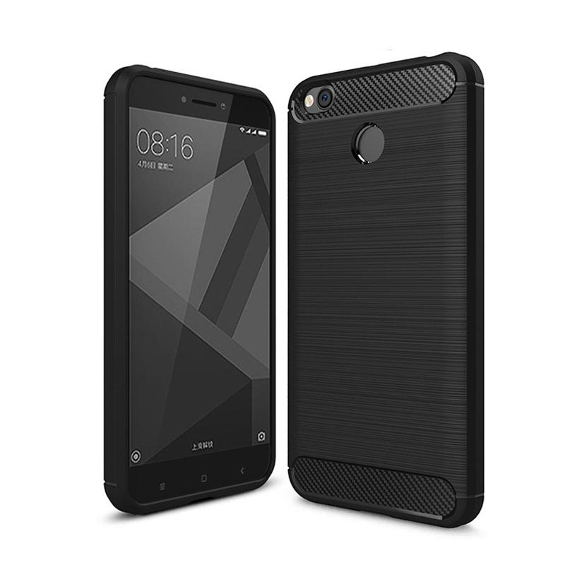 Huawei P9 Lite Mini silikónový kryt Carbon Black 1
