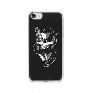Skull With Snake iPhone 7/8