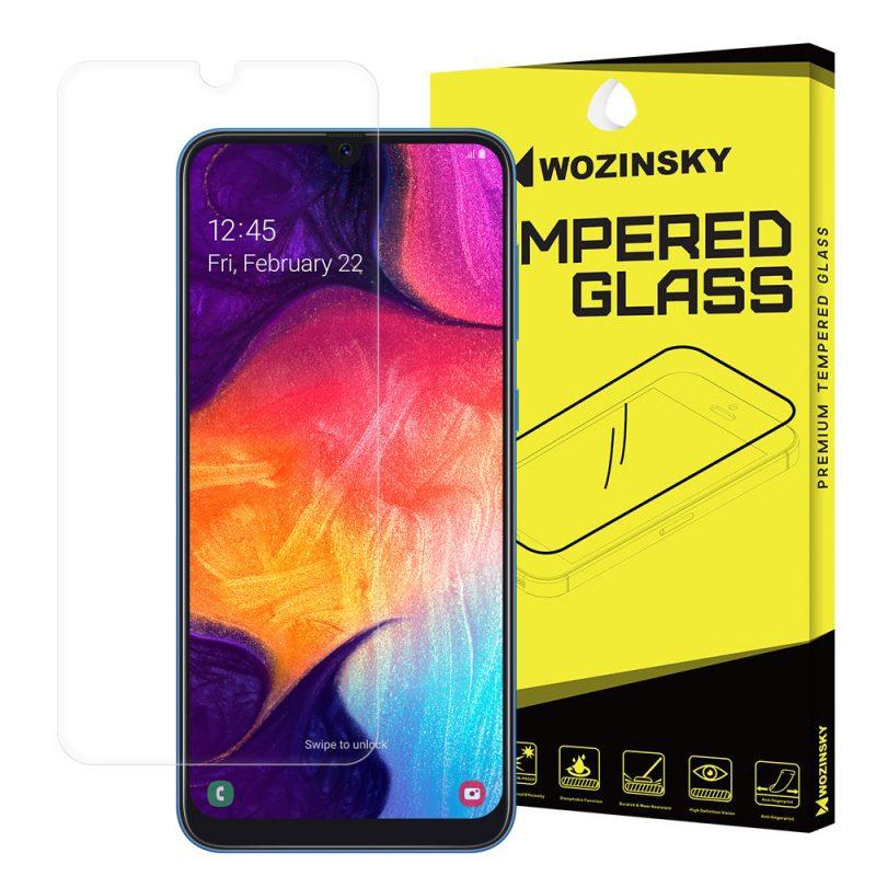 Ochranné temperované sklo 9H na Samsung Galaxy A30/A50