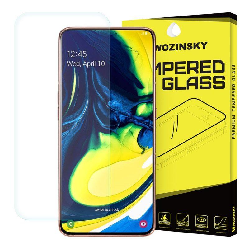 Ochranné temperované sklo 9H na Samsung Galaxy A80/A90