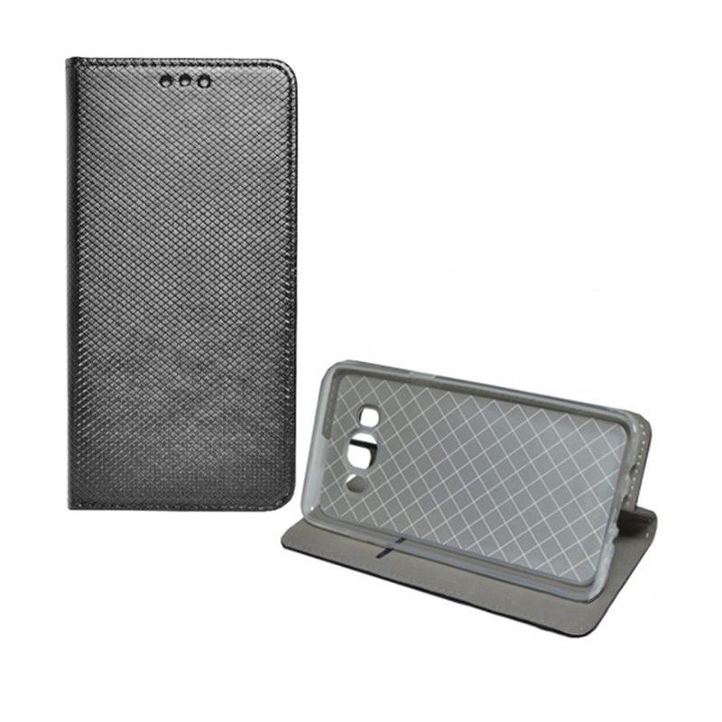 Samsung Galaxy J5 2016 diárové puzdro Sivé 1
