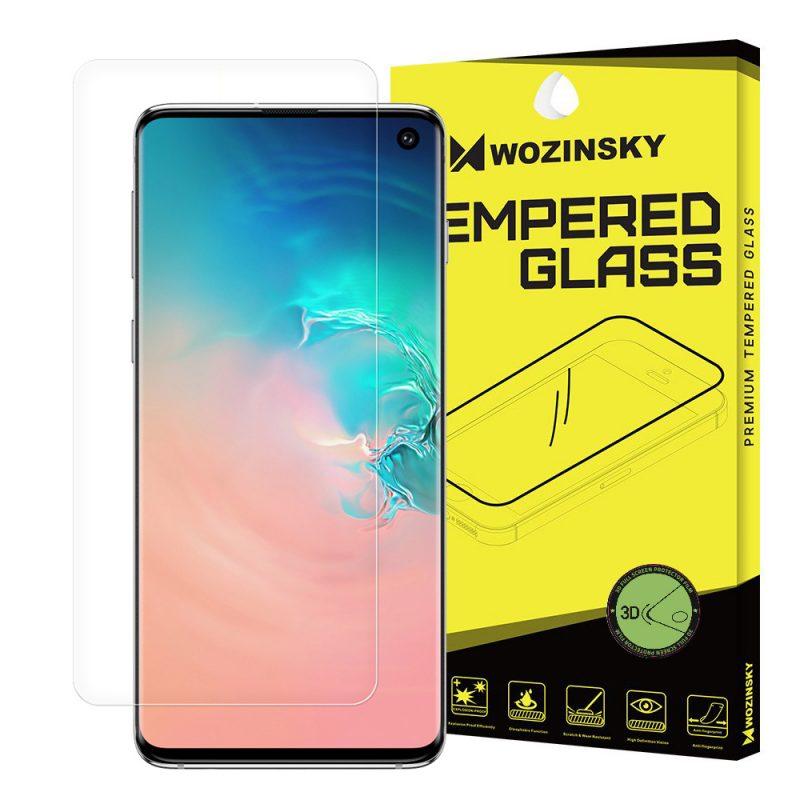 Ochranná fólia na Samsung Galaxy S10 3D