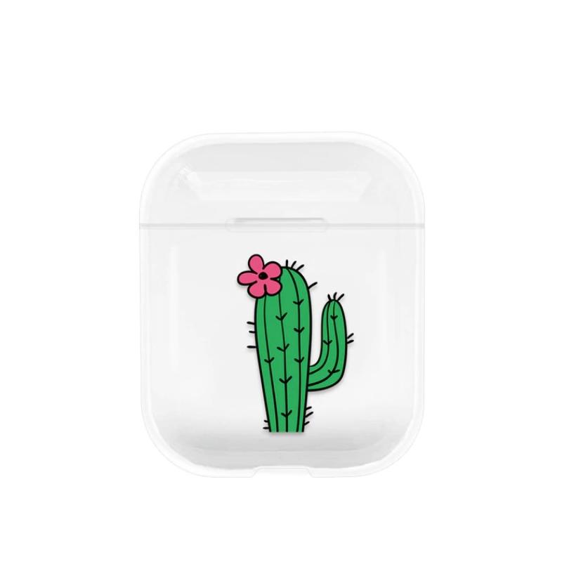 Apple AirPods plastový obal Kaktus