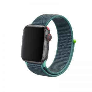 Apple Watch 42mm/44mm látkový remienok Cape Blue