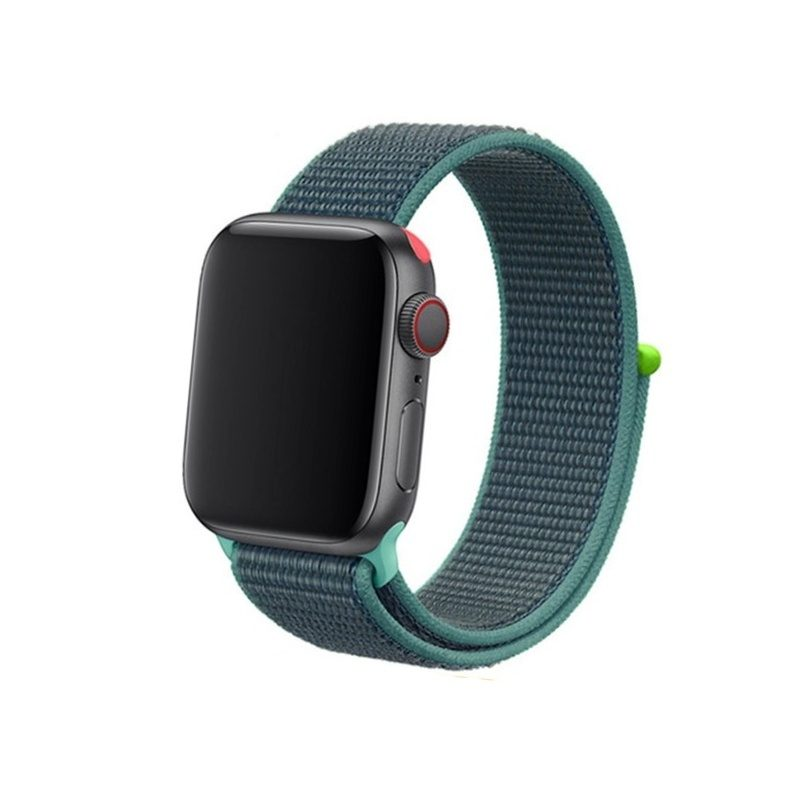 Apple Watch 42mm/44mm látkový remienok Cape Blue